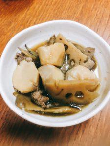 里芋料理 おがさわらあい