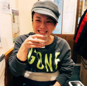 おがさわらあい 山口瑠美 日本酒
